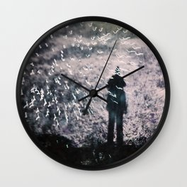 FIRE! Wall Clock