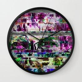 Conways Loose Glitchy Life Wall Clock