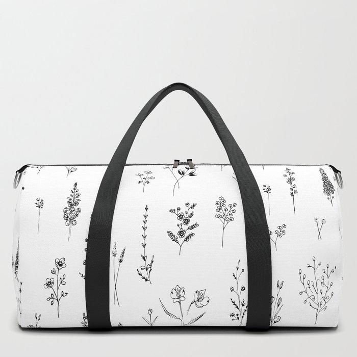 Wildflowers Duffle Bag