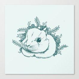 Wittle Wabbit Canvas Print