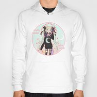soldier Hoodies featuring ☽ Pretty Soldier ☾ by ♡ SUSHICORE ♡