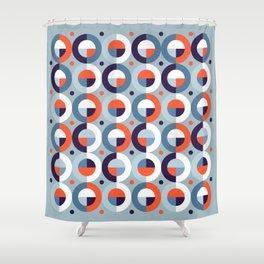 Rain 69 Shower Curtain