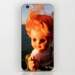 Ferry Girl iPhone Skin