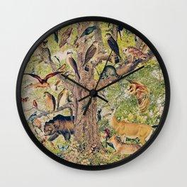 The Kingdom Comes Wall Clock