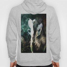 Siberian Husky - Night Howl Hoody