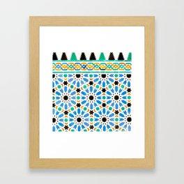 Alicatado 4 Framed Art Print