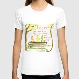 Painful Brave and Beautiful T-shirt