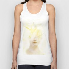 Blossoming Unisex Tank Top