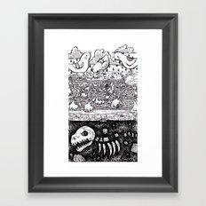 Velvet Underground Framed Art Print