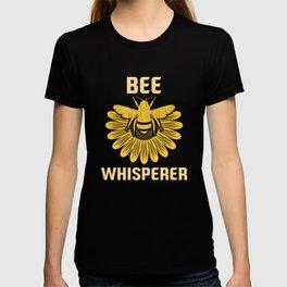 Bee Whisperer | Bees Honey Beekeeper Hive T-shirt