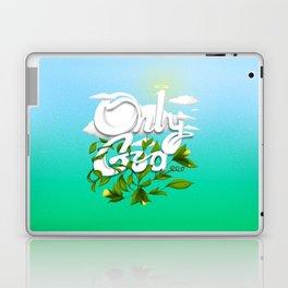 Only God Laptop & iPad Skin