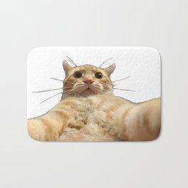 Cat Selfie Bath Mat
