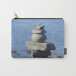 Stone on stone,  tranquility Carry-All Pouch