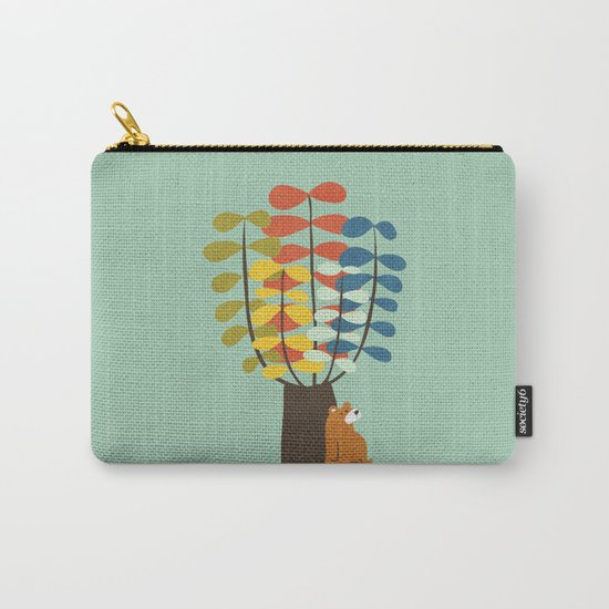 Shady Tree Carry-All Pouch