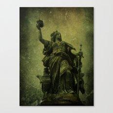 Germania Canvas Print