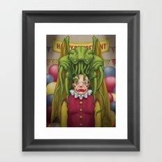 Happy Retirement, Frank Framed Art Print