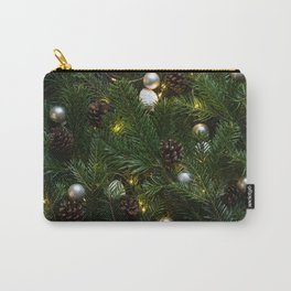 Festive Christmas Tree Carry-All Pouch