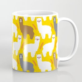 The Alpacas Coffee Mug