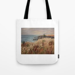 Wild coast of Croisic Tote Bag
