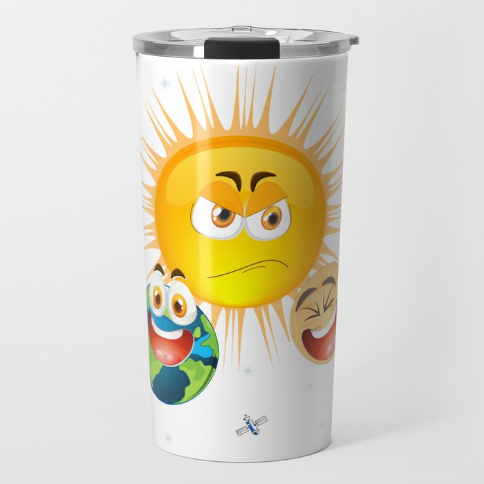 Power of Laugh Travel Mug