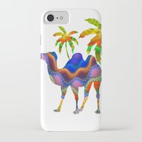 camel iPhone & iPod Cases featuring Camel by haroulita