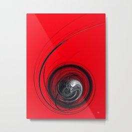 In the Beginning #Abstract #Art by Menega Sabidussi #society6 Metal Print