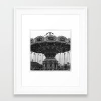 neverland Framed Art Prints featuring Neverland by Zooey Petunia