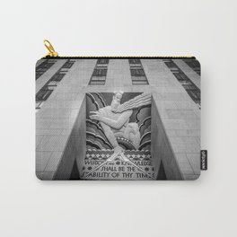 Wisdom and Knowledge Carry-All Pouch