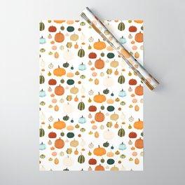 Pumpkin Patch Season Wrapping Paper