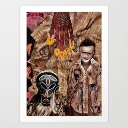 Rivaled Rivalries Art Print