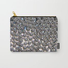 Sugar Pearls Blur – Clock 5 - Living Hell Carry-All Pouch