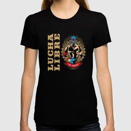 El Santo, Mexican wrestling fighter - Lucha Libre T-shirt