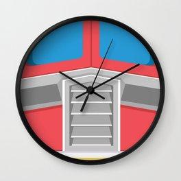 Minimal Prime Wall Clock