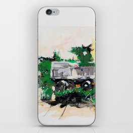 Accident two iPhone Skin