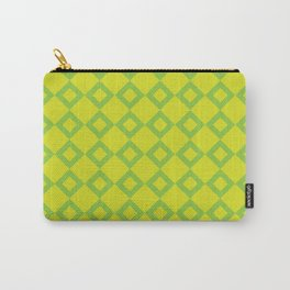 Double Diamonds IV Carry-All Pouch