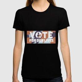 vote for our lives shirt  Steve Kerr Shirt   Support The March For Our Lives T-Shirt T-shirt