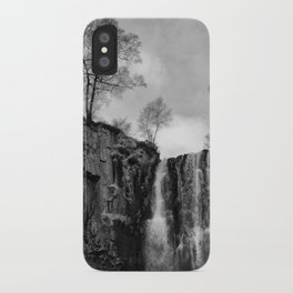 Water's edge iPhone Case