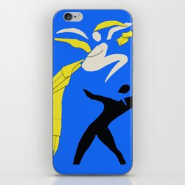 Henri Matisse Two Dancers 1937 - Cut Out Artwork Reproduction for Wall Art, Prints, Posters, Apparel iPhone Skin