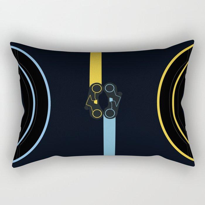 TRON 2 Rectangular Pillow