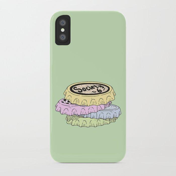 S6 Tee iPhone Case