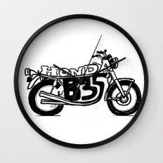 Honda CB350 Wall Clock