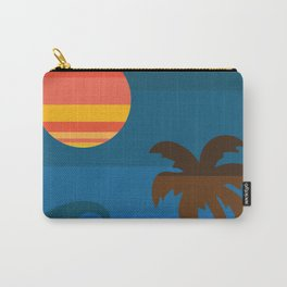 Island Vibe Carry-All Pouch