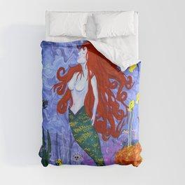 Mermaid Hair Don't Care Comforters