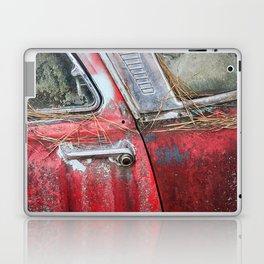 American Classic Car Doorhandle Laptop & iPad Skin