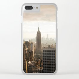 The View II Clear iPhone Case