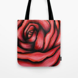 Botanicals & Beauty - Rose Tote Bag