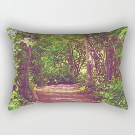 Lovers' Lane Rectangular Pillow