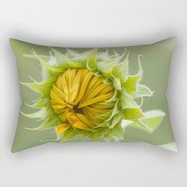 Baby Sunflower Rectangular Pillow