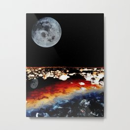 beautiful mars Metal Print