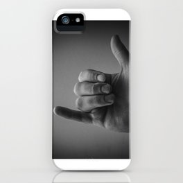 All Right. iPhone Case